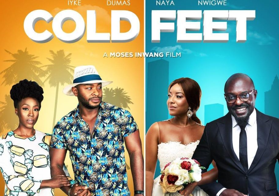 """Watch Official Trailer for New Moses Inwang Movie """"Cold Feet"""""""