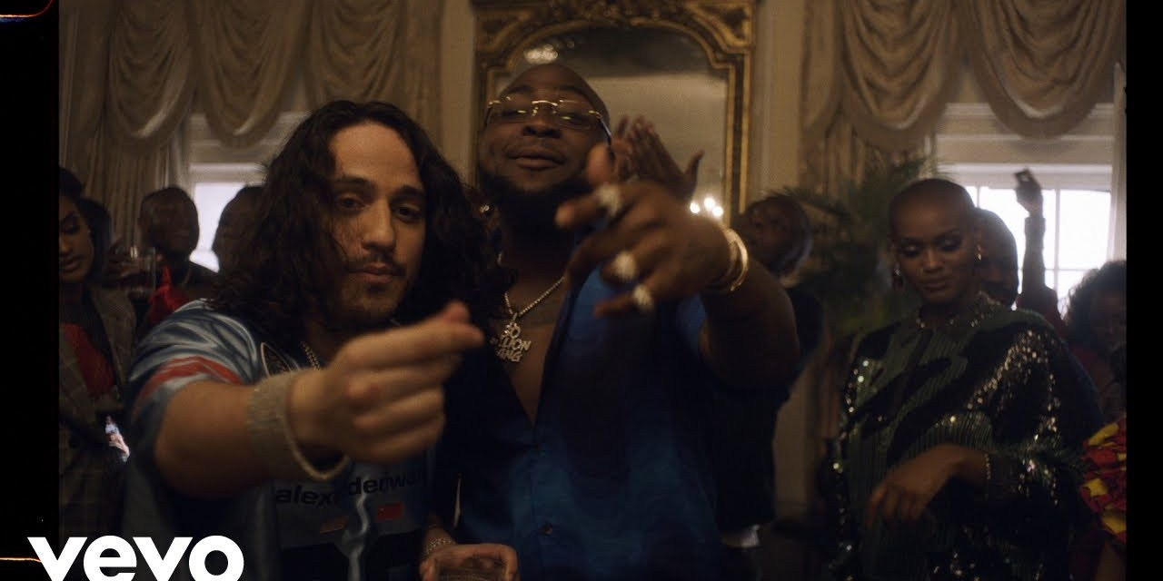 Davido Features on American Rapper's New Single 'All I Want'