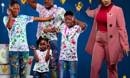 "Ex-BBNaija Cee-C features in debut movie ""Another Father's Day"""
