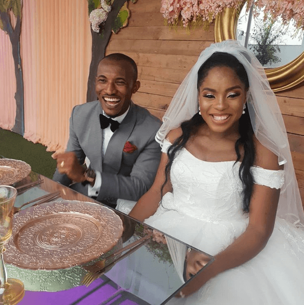 Actor Gideon Okeke is Off the Market! See Wedding Photos