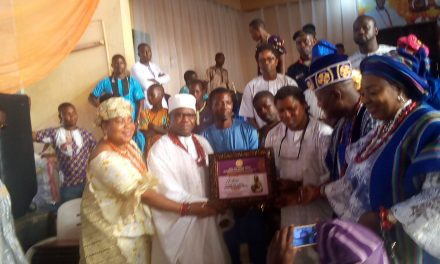 Ijebu-Ijesha Honours IK Dairo, Orlando Julius and Chris Ajilo