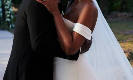 Idris Elba Ties the Knot with Sabrina Dhowre – Davido Makes Special Appearance