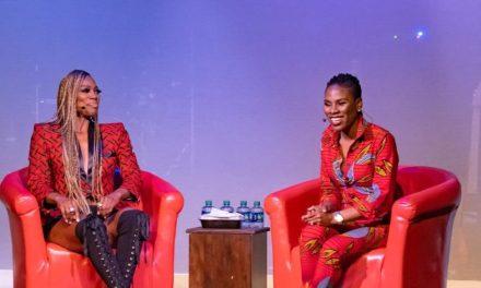 #JesusandJollof: See how Luvvie Ajayi & Yvonne Orji Repped Naija in New York