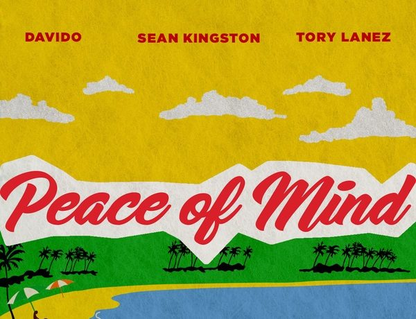 """Listen to Sean Kingston, Tory Lanez and Davido on """"Peace of Mind"""""""