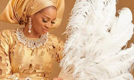 Shade Okoya Celebrates 42nd Birthday with Lovely Family Photos