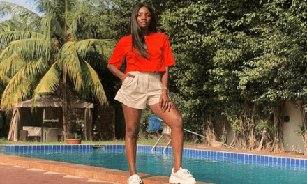 """Listen To Simi's Self-Produced Song- """"Small Ting"""""""