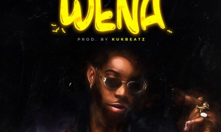 "New Music:  Solidstar- ""Wena"""