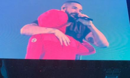 Wizkid and Drake Shut Down the O2 Arena in London Last Night!