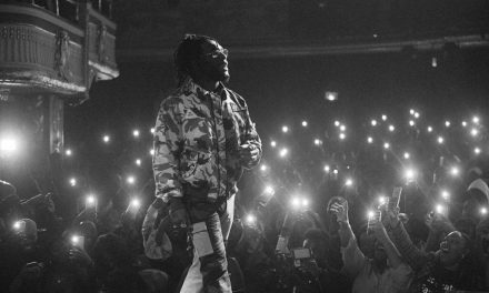 #AfricanGianttour: Burna Boy Shuts Down Apollo Theatre in New York