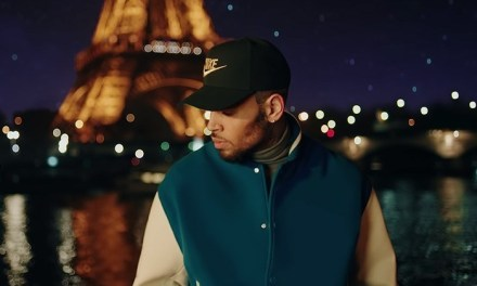 "Chris Brown Drops Video for ""Back To Love"""