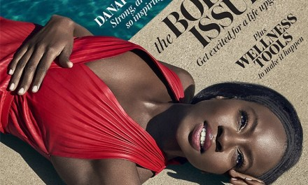 Danai Gurira Looks Amazing on the Cover of Shape Magazine's Latest Issue