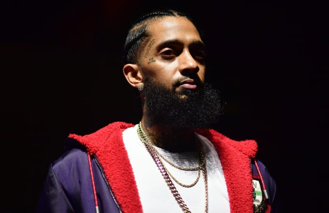 Nipsey Hussle Murder Suspect Arrested, Memorial Ends in Chaos