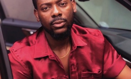 Adekunle Gold Pays Tribute To His Departed Father