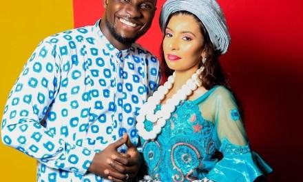Ex-BBNaija Housemate Angel Awotarigha is married!