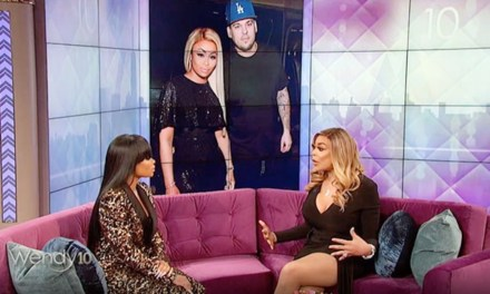 Blac Chyna Spills Major Tea in Debut Wendy Williams' Appearance