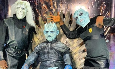 """Ik Osakioduwa's """"Game of Thrones"""" birthday party was LIT!"""