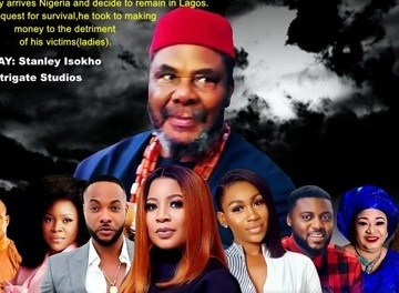 """Night Bus To Lagos"" Is The Story of Life As A Journey – Chico Ejiro"