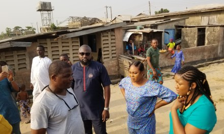 """Hollywood Stars Join Omotola Jalade-Ekeinde & Sola Sobowale in New Movie """"Shadow Parties"""""""