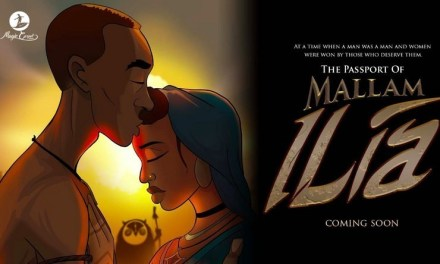 "Watch BTS Documentary of 2D Animated Adaptation of ""The Passport of Mallam Ilia"""