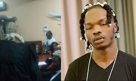 Naira Marley Makes First Court Appearance