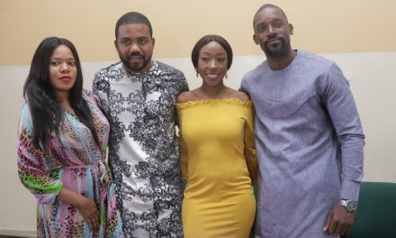 """New Nigerian Movie """"Two Weeks in Lagos"""" Premieres at Cannes Film Festival"""