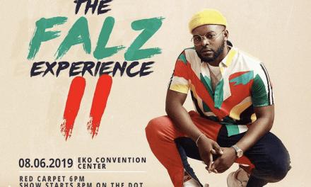 """Falz announces """"The Falz Experience 2"""""""