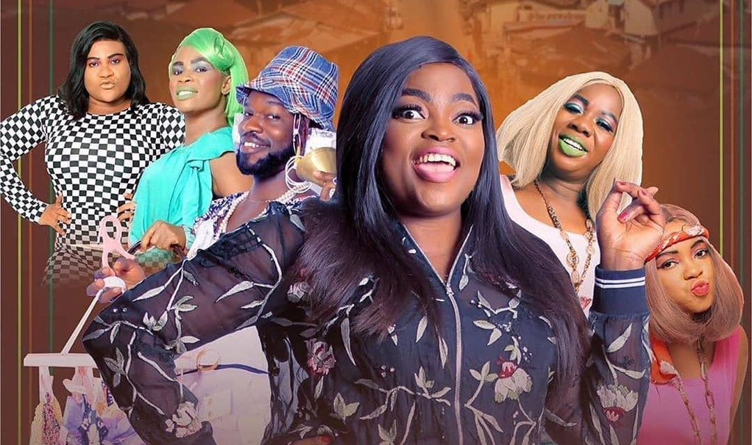 Watch: Episode 1 of Funke Akindele's 'Aiyetoro Town' is Out!