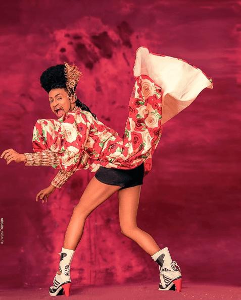 Denrele Edun Celebrates 38th Birthday in a Totally Diva Photoshoot