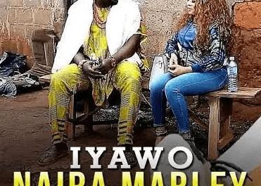 Temitope Solaja Releases New Movie 'Iyawo Naira Marley'