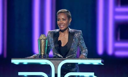 Jada Pinkett Smith's Acceptance Speech Is All the Motivation You Need Today