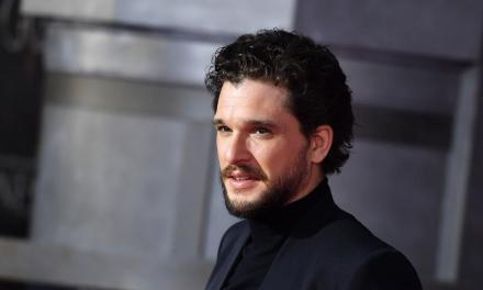 Game of Thrones Actor, Kit Harington Donates Over £7,000 To Online Fundraiser