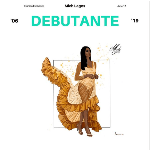 "Checkout Mich Lagos New ""Debutante"" Collection"