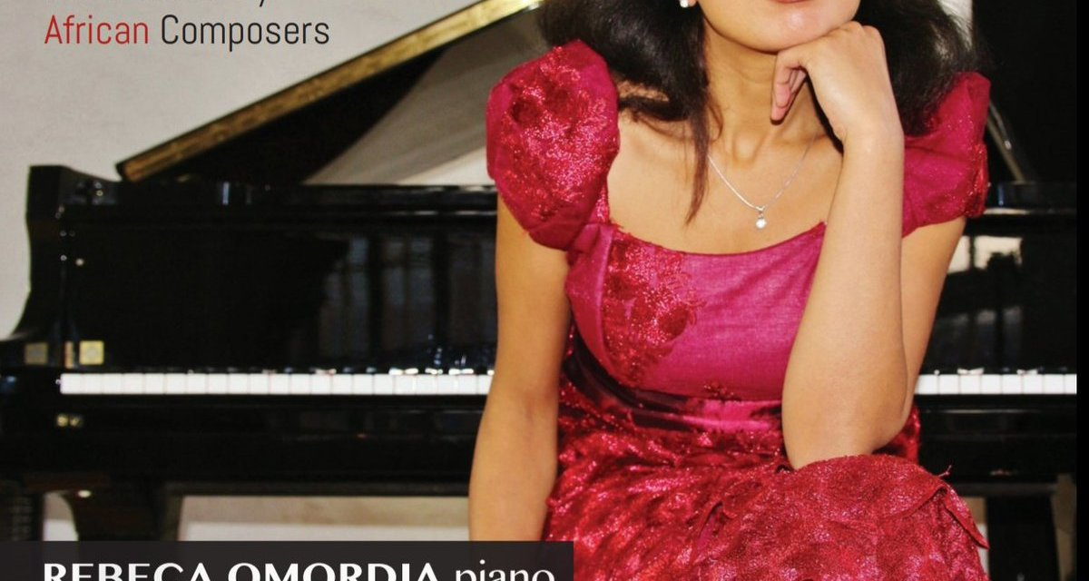 My Debut Album Took Me Five Years To Research – Rebeca Omordia