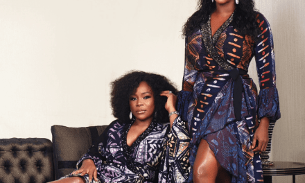 Omawumi & Waje Serve Hot BFF Goals in Trish O Couture's Resort 2019 Lookbook