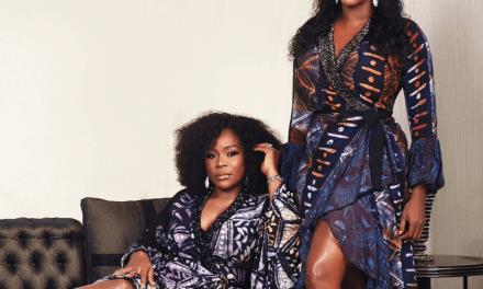 Omawumi & Waje Serve Hot BFF Goals in Trish O Couture's Resort 2019 Lookbook