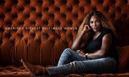 Serena Williams Becomes First Forbes Self-Made Richest Athlete