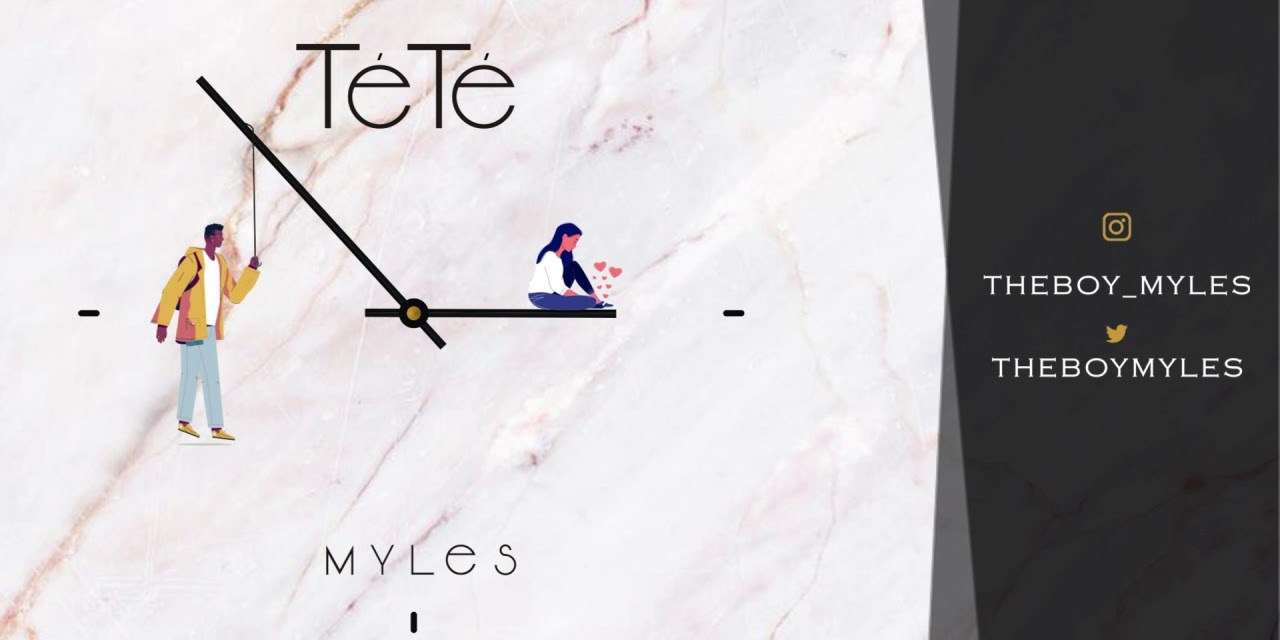 "Tinny Entertainment's New Act Myles Drops Debut Single ""Tete"""