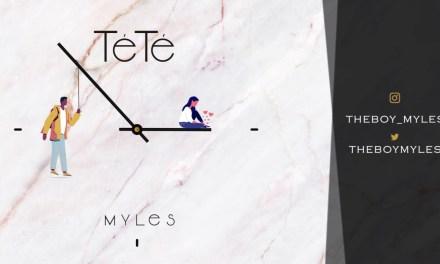 "Tinny Entertainment's New Act Myles Drops Debut Single ""Tete"""