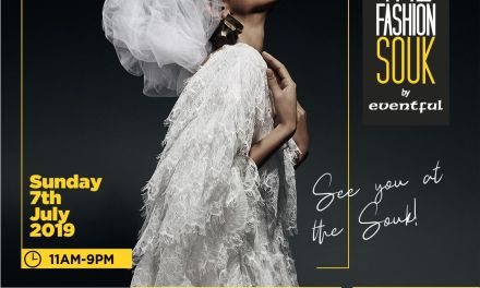 Showcase your Fashion Brand at The Fashion Souk by Eventful on Sunday, July 7th