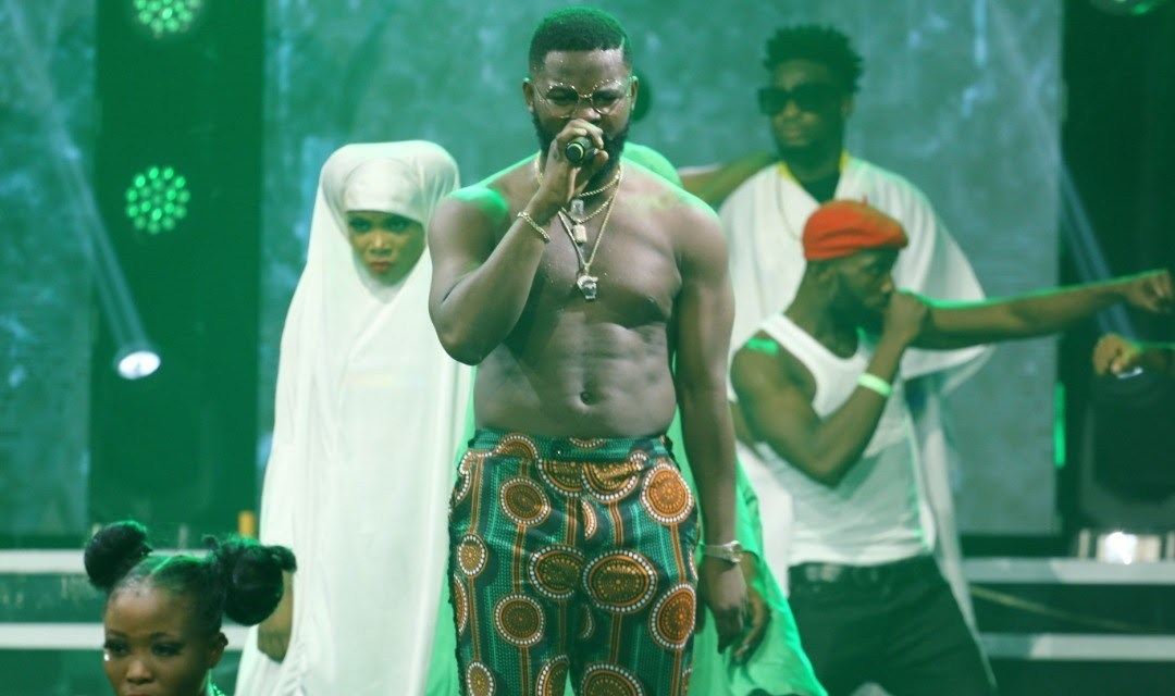 5 Unforgettable Moments From The Falz Experience 2