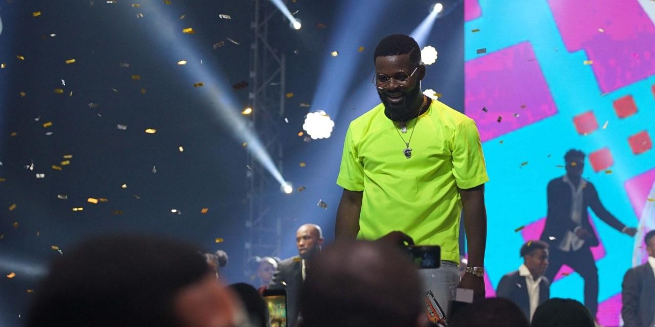 Basketmouth, IK Osakioduwa, Funke Akindele, Timini Egbuson, Simi, Adekunle Gold, Tobi Bakre, Niniola And Others Attend The Falz Experience 2