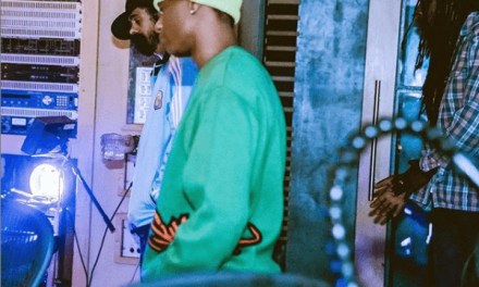 Get Ready for a Wizkid and Damian Marley Collaboration!