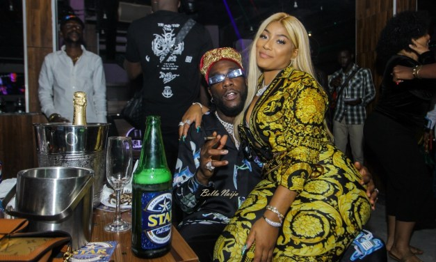 Check Out Photo Highlights of Burna Boy's 28th Birthday Party