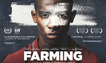 "Watch Genevieve Nnaji & Adewale Akinnuoye-Agbaje In Official Trailer For ""Farming"""