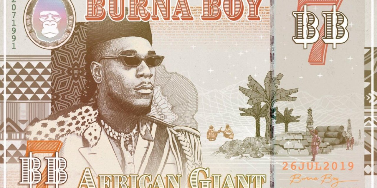 """Burna Boy Announces Release Date For His """"African Giant"""" Album"""
