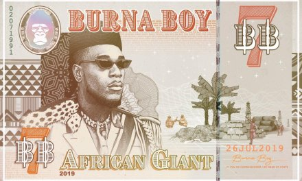 "Burna Boy Announces Release Date For His ""African Giant"" Album"