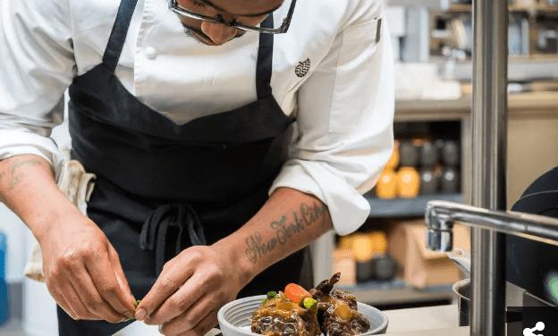 Rising Chef, Kwame Onwuachi's Memoire Gets Film Adaptation Deal