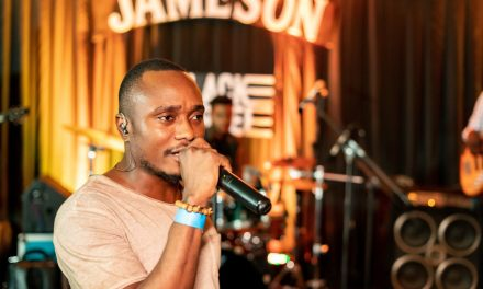 Check Out Highlights From Jameson's #BlackLikeNoOther Experience Party