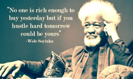 25 Highly Inspirational Wole Soyinka Quotes