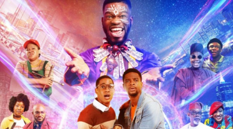 Day of Destiny': Check Out Trailer for Nollywood Sci-Fi Movie - eelive